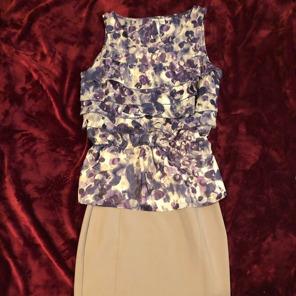LC Lauren Conrad Tops - Lauren Conrad blouse